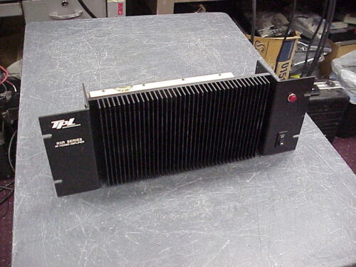 TPL100 WATT UHF 400-512 Mhz RADIO BASE REPEATER POWER AMPLIFIER PA6-IFE-RXR