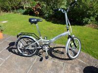 Probike Enfold Folding Bicycle