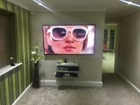 "SAMSUNG 65"" SMART LED TV, 3D , UE65ES8000"