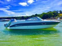 AMT200 DC Sports Cuddy day boat with 135HP Honda Outboard (2011)