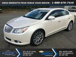 2011 Buick LaCrosse CXL+AWD+CUIR+DVD+GPS+TOIT