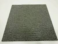 100 x USED CARPET TILES GREY INTERFACE (50 x 50 cms square) FOR £50