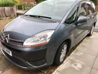 Citroen C4 Grand Picasso 7 seater, Long Mot, see description Not Smax/Galaxy/Zafira