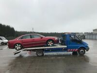 Cheap 24 hour recovery service car transporting