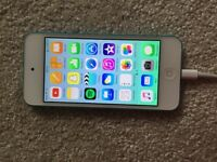 IPOD TOUCH 5TH GENERATION 64GB, BlUE, IMMACUALATE, NO SCRATCHES OR MARKS
