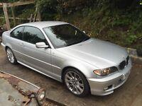BMW e46 318ci M Sport spares repairs
