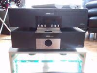 Loewe LEGRO (Linn) system (CD + Amp) + hifi stand + 2 tower speakers