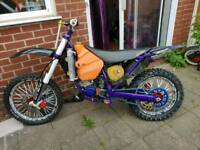Ktm 125 2003 fully rebuilt