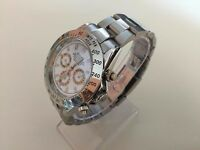Rolex Oyster Daytona Automatic watch with Silver Case