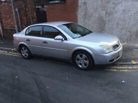 Vauxhall vectra 1.8 petrol bargain lots off mot