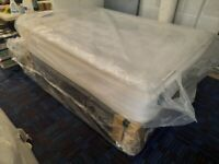 5ft Staples Tranquility Mattress Complete with Ottoman storage base RRP £1699