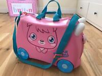 Trunki for little ones holidays.