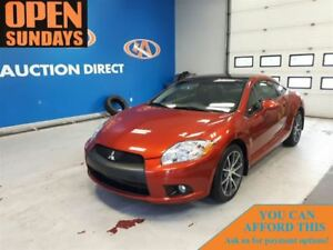 2012 Mitsubishi Eclipse GS SUNROOF! ONLY 29112KM! FINANCE NOW!