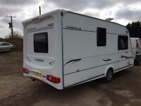 compass corona 2006 model all paperwork motor mover+full awning