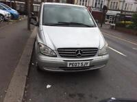 MERCDES VITO 5 DOOR DIESEL WITH PARKING SENSORS.