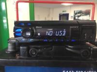 Sony dsx-a60bt car radio Bluetooth