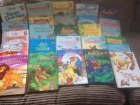 26 Disney books