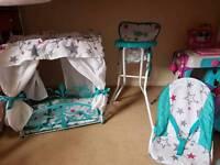 Kids doll set