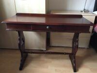 Mahogany Hall/Console Table