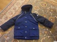Joules Children's Winter Waterproof Coat, Age 6