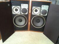 Wharfedale XP3 Speakers