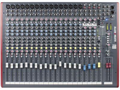 Allen & Heath ZED 22FX Mixer 22 Canali USB con Effetti