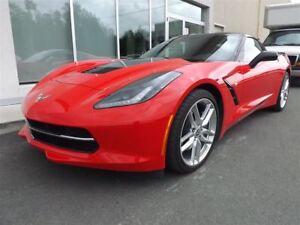 2015 Chevrolet Corvette **Toit vitrée.Intérieur rouge**