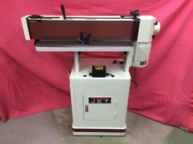 JET OES-80 CS Free standing Belt Sander in great condition as the photos show.
