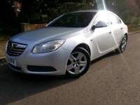 VAUXHALL INSIGNIA, 2011, FULL SERVICE HISTORY,12 MONTHS MOT.