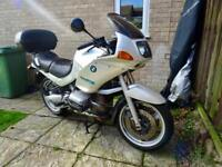 BMW R1100RS sport tourer ABS Model Good condition