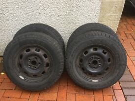 Nordica Van Winter Tyres