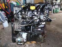 RENAULT 1600cc 16 VALVE PETROL ENGINE CLIO, KANGOO, MODUS