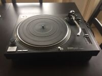 Technics 1210 MK2 turntable with 3 Hi-fi cartridges and a lot of accessories