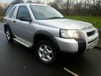 LANDROVER FREELANDER 2.0 TD4 SE 2003 53'REG*NEW SHAPE*TOP SPEC*SUPERB COND*SPORTBACK*T-BAR*#4X4#JEEP