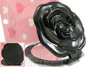 Yamamura-Japan-Romantic-Rose-Compact-Mirror-Hi-Quality