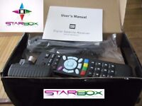 ★NEW / SEALED AND SETUP OPENBOX V8S Digital Freesat HD TV SAT RECEIVER★OVERBOX M9S★12 Mths CHANNELS