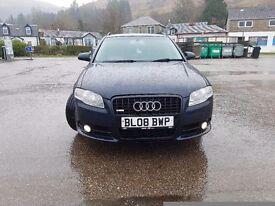 Audi a4 b7 estate avant s line 2.0 tdi