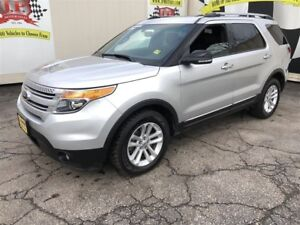 2015 Ford Explorer XLT, Leather, 3rd Row Seating, 4x4