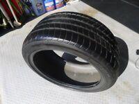 245 40 ZR17 Dunlop SP Sport 8080E Tyre