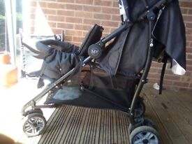 double pram used great condition