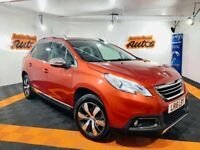 2016 PEUGEOT 2008 ALLURE 1.6 HDI ** FULL SERVICE HISTORY ** LOW MILES ** FINANCE AVAILABLE
