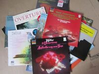 70 Classical & Opera Vinyl Records in Excellnt Condition or 70 Middle of the Road Vinyl Records