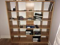 5 Shelf Habitat bookcase.