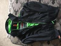 2 kids Superdry jackets