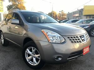 2008 Nissan Rogue SL/AWD/PWR ROOF/LOADED/ALLOYS