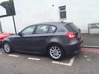 BMW Series 1 Sports i118 5 Door Petrol £3000 NOT Audi, VW, SUV