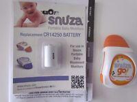 *Snuza Go baby portable movement monitor*