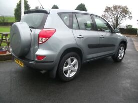 TOYOTA RAV 4 AUTO XT5 full heated leather sat nav, cruise fsh