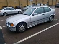 BMW 316i AUTOMATIC COMPACT. SHOWROOM PERFECT CONDITION. BRILL AUTO. TAX & GREAT MOT