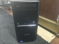 FAST PC tower Computer. Core i3- 2100 3.10GHz . 4GB RAM.BARGAIN